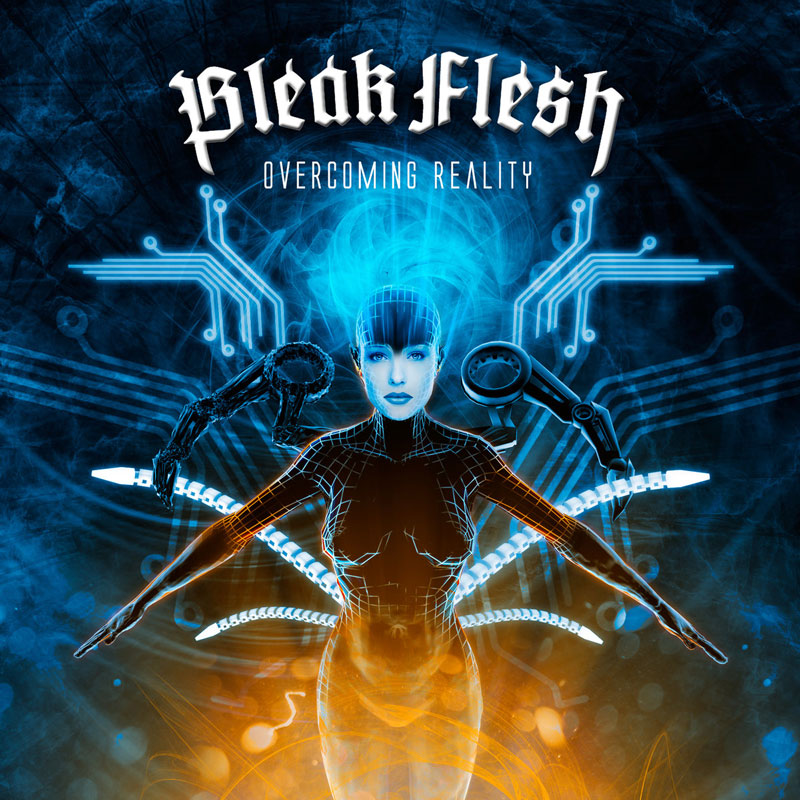 Bleak Flesh ~ Overcoming Reality ~ 2017