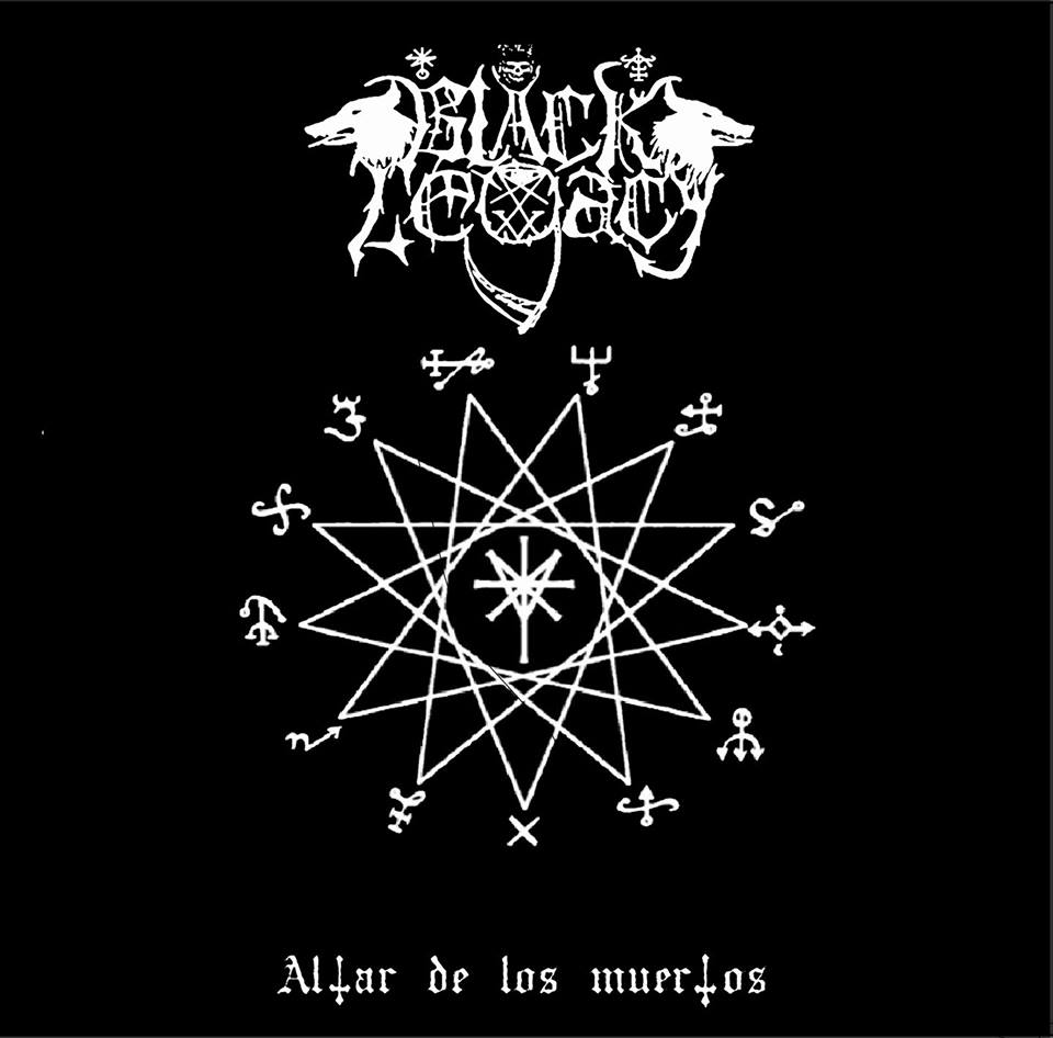 Black Legacy - Altar de los Muertos - Demo 2017 - Black Metal
