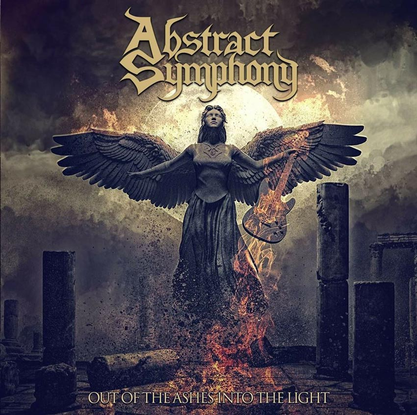 Abstract Symphony ~ Out Of The Ashes Into The Light  ~ LP 2017
