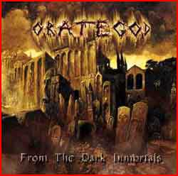 Orategod - From the Dark Immortals - Death Metal